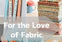 For the Love of Fabric / Show us your favorite fabrics, your fabric stashes, your coordinated fabric prints for projects and more!  If you'd like to be added to this board email me at christie dot fabricshopper at gmail dot com / by Fabric Shopper