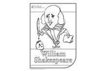 Shakespeare Week / Our printable resources celebrate William Shakespeare. Shakespeare is our nation's most famous poet, and one of the greatest playwrights the world has ever seen. / by iChild.co.uk