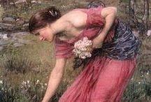 love: the Pre-Raphaelites