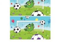 Football / Fun and educational activities for little football fans to enjoy.