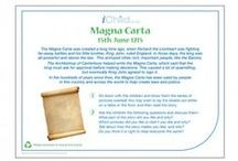 History Activities / Activities to encourage children's enthusiasm for history. Covering curriculum subjects such as The Black Death, and major national events, such as the anniversaries of the Magna Carta and Waterloo. / by iChild.co.uk