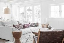 home: boho inspiration for our new place / gathering ideas for our new place: Scandinavian meets Bohemian