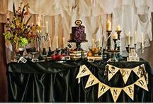 Halloween Party / Get inspired by frightfully fun Halloween party tips, recipes, and diy decor from The Slow Roasted Italian! / by The Slow Roasted Italian