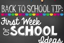 Back to School (for Teachers) / Activities and survival techniques for teachers starting a new school year.
