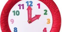Telling the Time / Some great activities to help children practise telling the time!