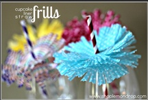 Party Decorations, Food & More / Fun party inspiration -- decor, food options, etc.