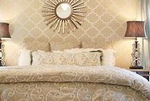Bedrooms / by Delightful Order