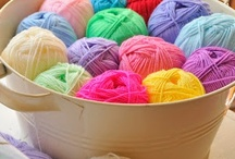 crochet / by Christine Koenig