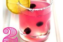 Cheers to you<3 / My favorite drinks with recipes!! Enjoy. ( : / by Lorena Isabel