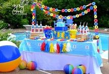 Birthday Parties - Boys / by Lorena Isabel