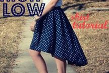 Skirts and More Skirts / Tutorials and patterns / by seven thirty three