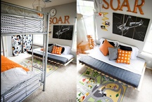 Kids Rooms / Creative DIY Ideas, fun products and more for creating the perfect child's bedroom!