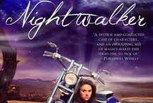 Stormwalker series by Allyson James / Stormwalker series by Allyson James aka Jennifer Ashley. Urban fantasy series set in the Southwest, starring Janet Begay, a Navajo Stormwalker.