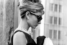 Audrey Hepburn absolut goddess / by Azure Soleil