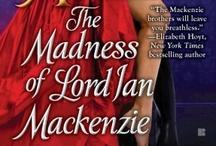 Mackenzies Series by Jennifer Ashley / The Mackenzies series by Jennifer Ashley, Scottish historical, 1881-1890s, also 1740s (Mackenzie ancestors)