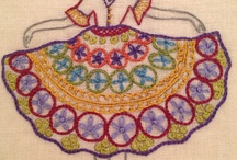 Embroidery / by Gail Ackerman