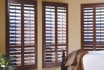 Wood Blinds & Shutters