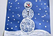 Winter / Winter Crafts for Kids