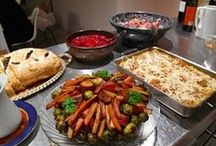 Vegan Thanksgiving Memories 2012 / This board is dedicated to all the amazing Vegan Thanksgiving Food Spreads this holiday season.  We invite you to share your photos too. To post to this board, email us at marketing@veganmainstream.com (please include a link to your pinterest page).  / by Vegan Mainstream