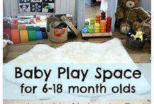 baby, toddler & child activities.