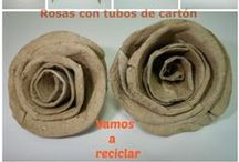 Flores / by Vamos a reciclar