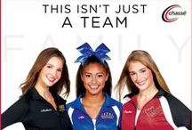 All About Cheerleading / Get the 101 on all things cheer!