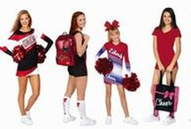 Cheer Accessories / Chassé accessories. Available at Omni Cheer and Campus Teamwear.