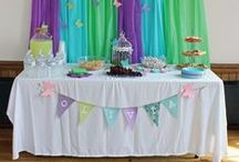 Girls Birthday Parties / Tons of fun and creative ideas for Girls Birthday Parties. DIY projects, tips and tricks from decorating to goodie bags!