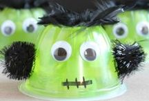 Halloween / Halloween Crafts, Projects, Recipes and More!