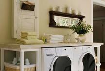 Laundry Room ideas / by seven thirty three