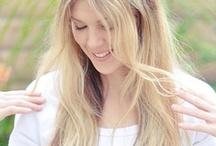 Pretty Hair / by seven thirty three