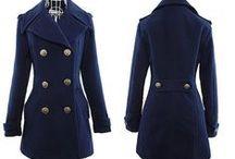 Coat / Abrigos con estilo