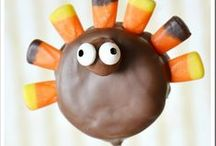 Thanksgiving / Fun Thanksgiving Crafts, Projects and More!