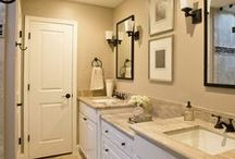 Bathroom Remodeling  / by Danielle Perfetto