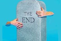 THE END by TOILETPAPER / Gufram retires from the world of interior design. It declares it and puts an end to it. Because of the numberless detractors who have always condemned Gufram's anti-design soul, Maurizio Cattelan and Pierpaolo Ferrari celebrate its funeral rites. Thus TOILETPAPER wrote the epitaph for Gufram that, as an act of final resistance, made a tombstone that can be used as a seat with a grotesque irony. LIMITED EDITION 1000 Multipli