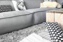 Living room / Alleen maar leuke ideeën voor de woonkamer
