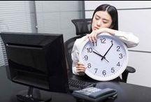 Work smart, not hard! / Slimmer werken, hoe dan?