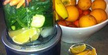 Nutribullet / juice green smoothie groen