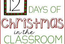 My Classroom: 12 Days of Christmas