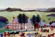 Grandma Moses Paints / by Bob Eyre