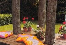 HOME | Garden / by La Datilera | Marta Lopez