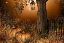 fall/halloween / by Henrietta Dotson