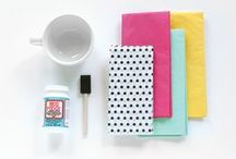 diy projects / All the projects I want to try out on a rainy day, from furniture hacks to DIY beauty, and craft projects to cute handmade jewellery ideas.