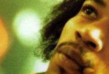 Just Hendrix / The first legend of my #music #life  / by MoiMateo