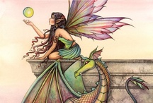 Faeries Dragons Mermaids / Mythical Creatures