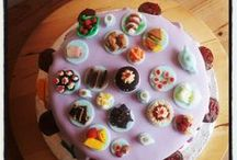baking is an art  / Home made yummies by me  and pinned from other wonderful bakers too. xxx
