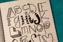 fonts / by Jen Hollis