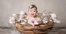 Newborn Photography / newborn photography featured in Professional Photographer magazine.