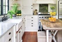 Kitchen / Dining / by Sara Rosetta