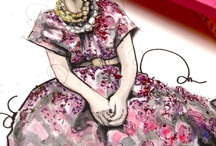 Fashion Illustration / by Ad Alonso